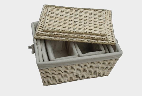 4c85b41c7732 Плетеные корзины для белья купить в Минске