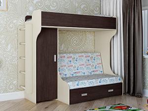 детские кровати от 3 лет диваны трансформеры купить в минске