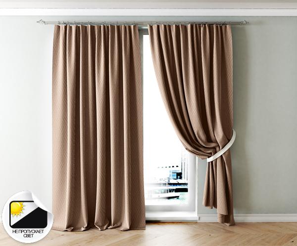 шторы плотной ткани купить
