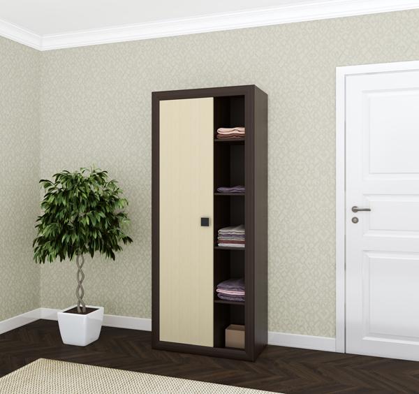 шкаф двустворчатый комбинированный шкаф для белья