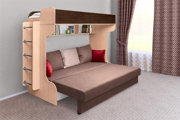Двухъярусные кровати Ами Мебель