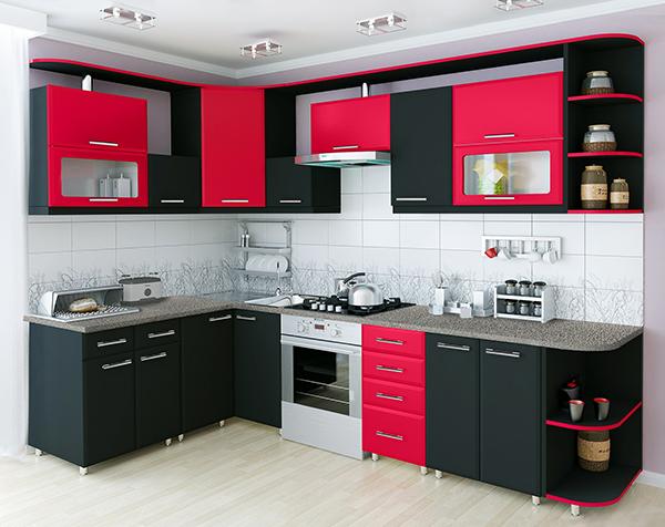 Кухню   акции маленькая