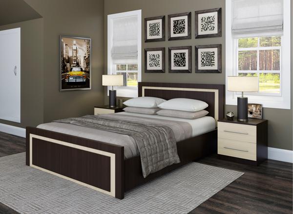 купить кровать надежда в ами мебель