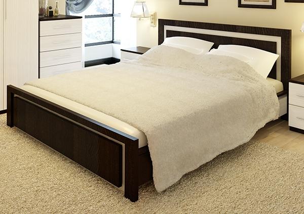 кровать надежда 1600