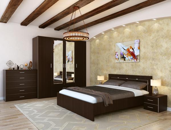спальня ривьера набор мебели для спальни из 5 предметов