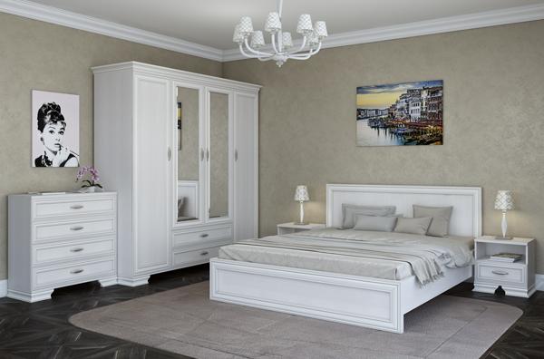 спальня стефани спальня в классическом стиле
