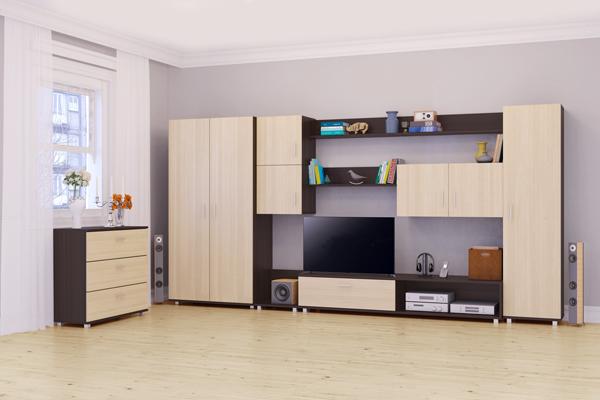 Корпусная мебель лагуна соло