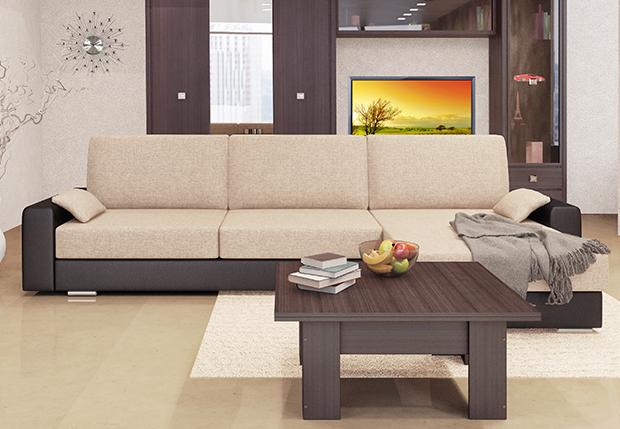 Популярные варианты обивки для диванов
